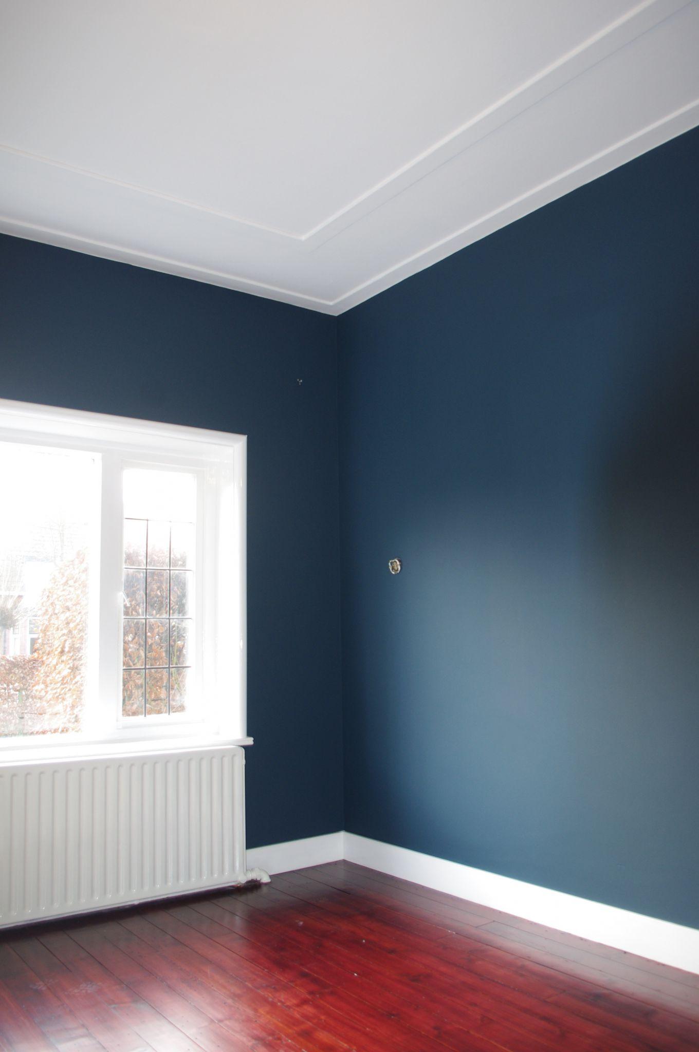 Molenweg 34 te haren walter hoogesteger schilders - Kleur verf moderne woonkamer ...